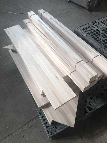 Scari lemn masiv - Trepte/ Contratrepte/ Balustri - stejar/fag/frasin