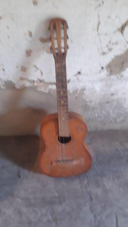 Гитара СССР 6 струн старая реаритет