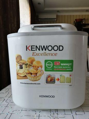 Продаётся хлебопечь Kenwood BM 260 455 Вт