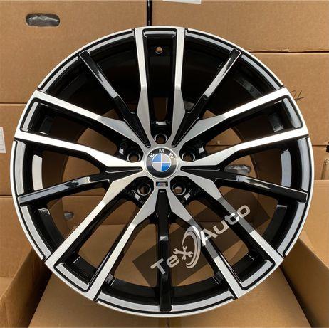 "20""21"" Джанти за BMW M Sport 5x112/5x120 X5 X6 F15 F16 G05 G06"