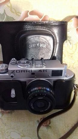 """Продается фотоаппарат """"Зоркий"""""""