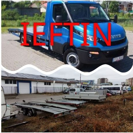 Tractari auto Argeș /Închirieri platforme auto /Inchiriez remorci ATV