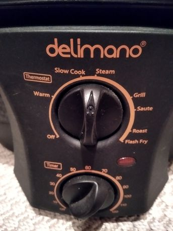 Delimano SlowCooker 8 in 1