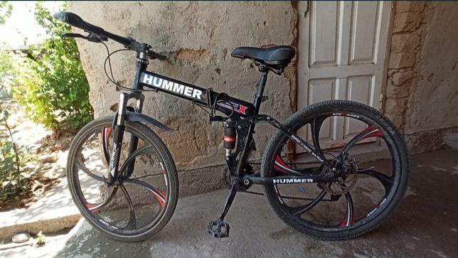 велосипед титан диск