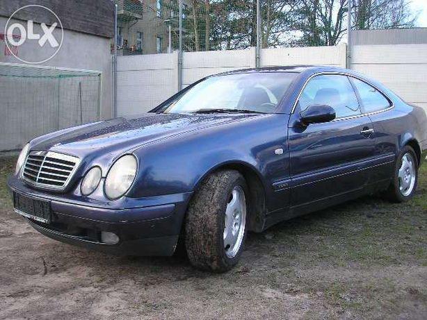 Dezmembrez Mercedes W208 CLK