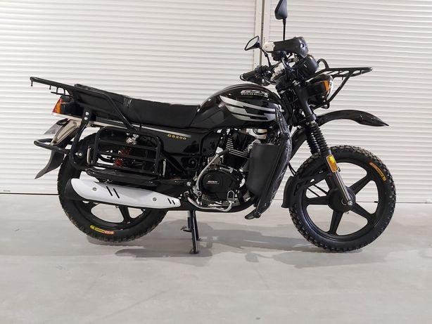Мотоцикл Gsx-Suzuki 200 куб