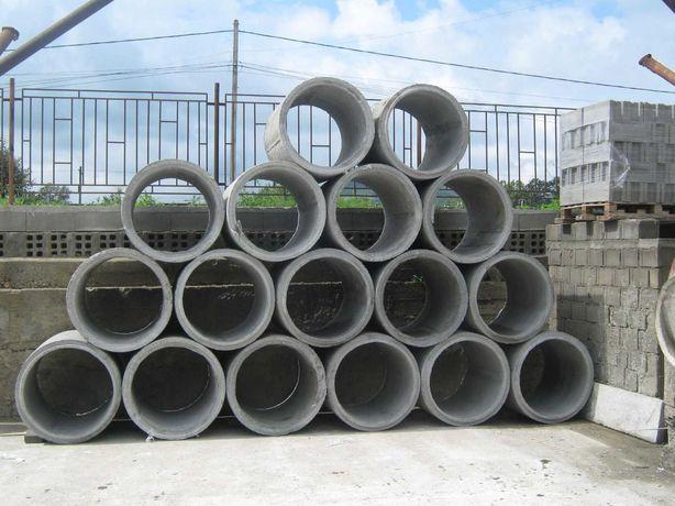 Tuburi din beton (armat) fantana podete