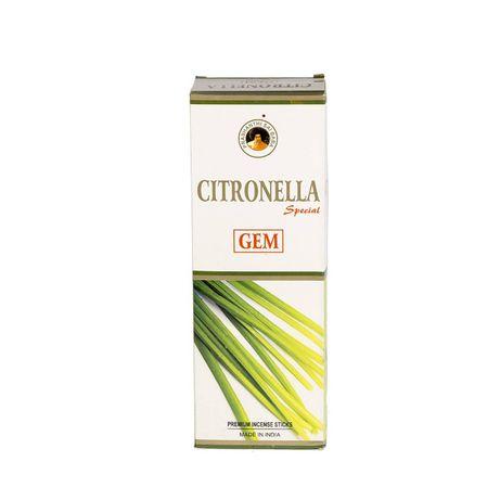 Bete parfumate 120 bucati aroma Citronela,calitate Premium India