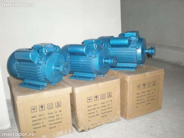 Motor electric 2,2kw/1500rot-3000rot-motoare monofazic 2,2 Kw noi !!!