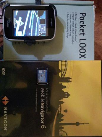 GPS Fujitsu Siemens loox100