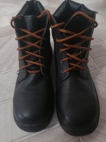 Спец обувь, зимняя с мехом 42 размер