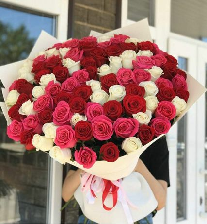 Доставка цветов Семей