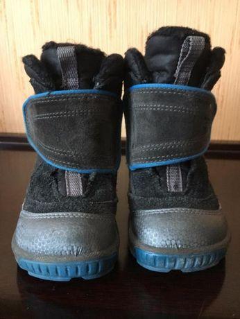 Сапоги, ботинки зимние ECCO