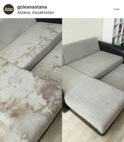 Химчистка чистка мебели , дивана , диванов , ковров , матраса стулья
