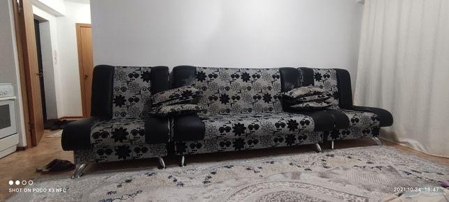 Продам диван +2 кресло раскладной