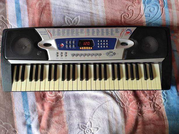 Синтезатор для преподавания