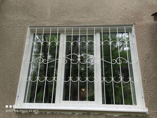 Решетки на окна  Решетки от выпадения детей