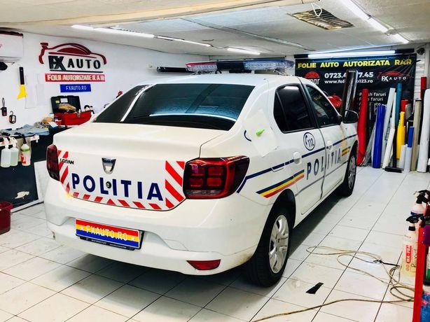 Montaj Folie Auto LLumar / Polish Faruri / Colantare Trimuri