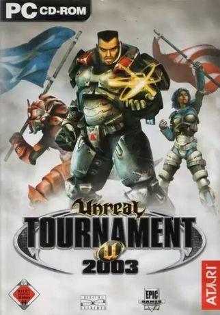 Joc PC Unreal Tournament 2003 (Fara coperta)