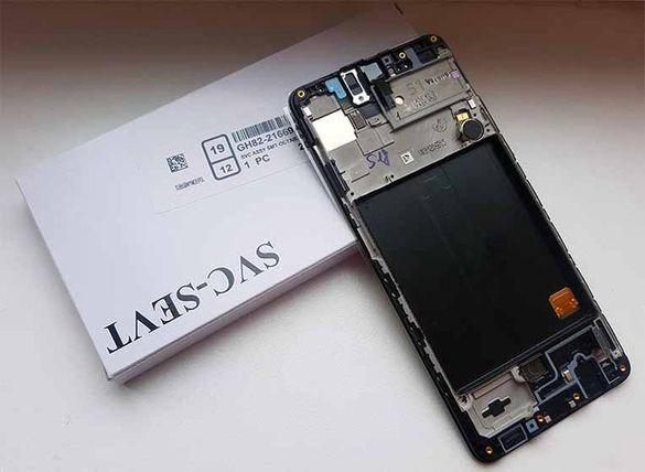 Samsung A51 A515 / GH82-21669A оригинален дисплей