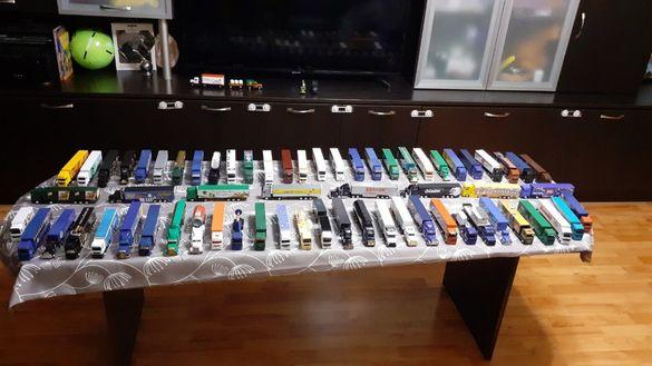 метални, супер автентични и оригинални камиончета , скания, ман, мерце
