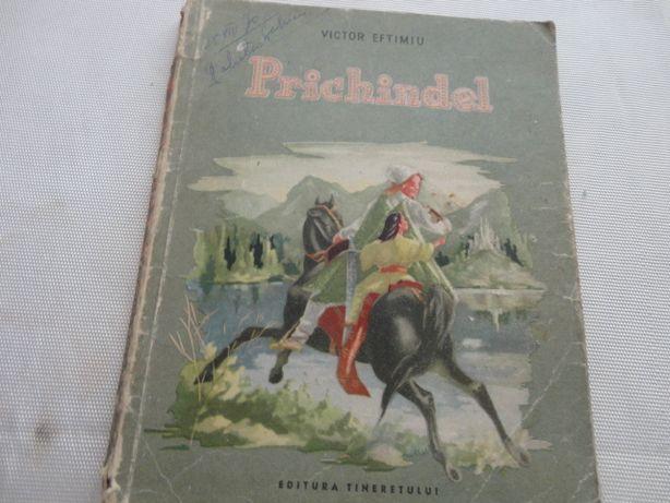 Prichindel-Victor Eftimiu ; ilustratii-Marcela Cordescu