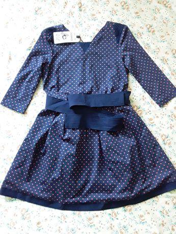 Новые очень красивые платье 4000  тг