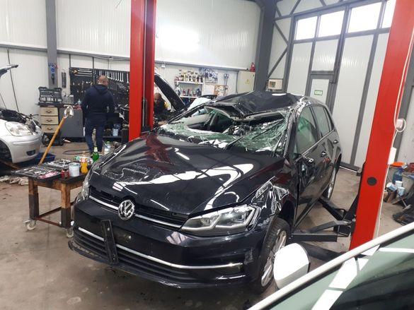 VW Golf 7 1.4TSI 2017г. НА ЧАСТИ