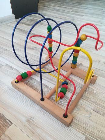 Дървена детска играчка