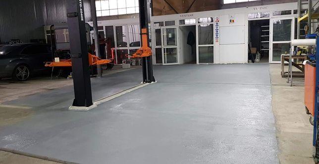 Vopsea pentru beton epoxi hidroizolanta
