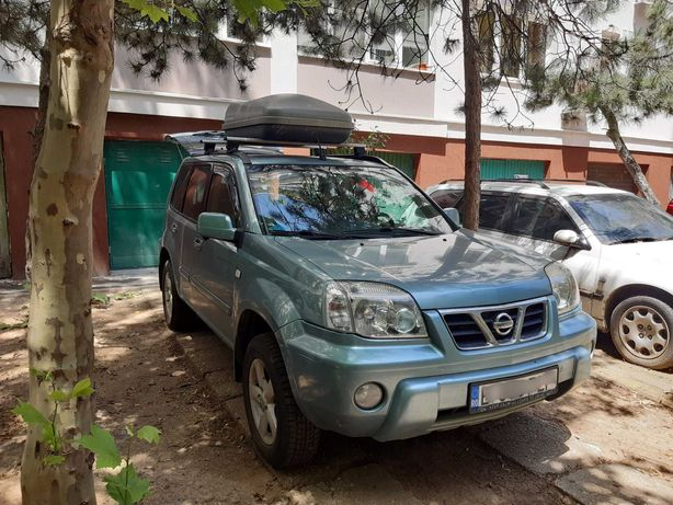 Nissan X-Trail 2.0 benzina + GPL navigatie Euro 4 xtrail