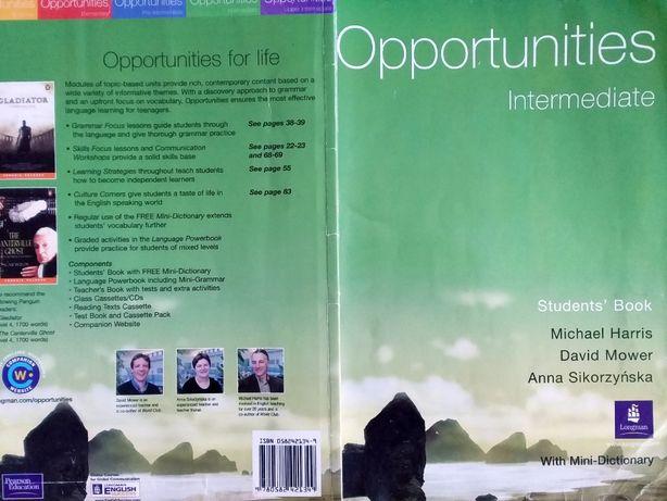 Учебник по английскому языку, уровень Intermediate, в г. КЕНТАУ.