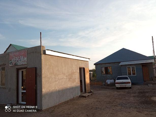 Срочно продается дом с магазином.