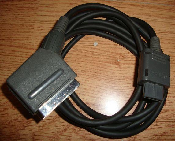 Cablu original oficial Super Nintendo RGB Scart
