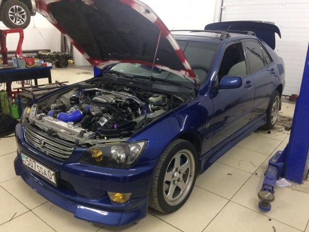 Установка ГБО, газ на авто Астана от 110000