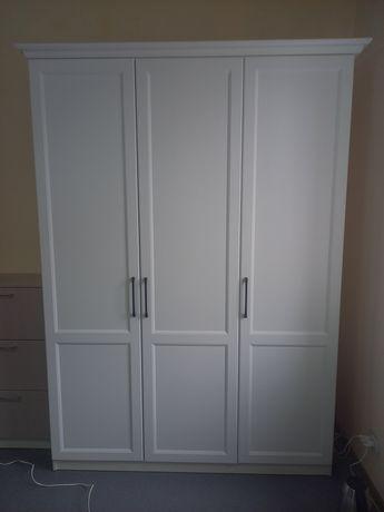 Платиновый шкаф фасады МДФ