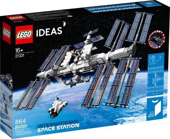 LEGO Ideas 21321 Международная космическая станция новый оригинал