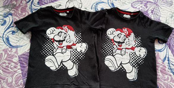 Тениски и блузки 122/128размер