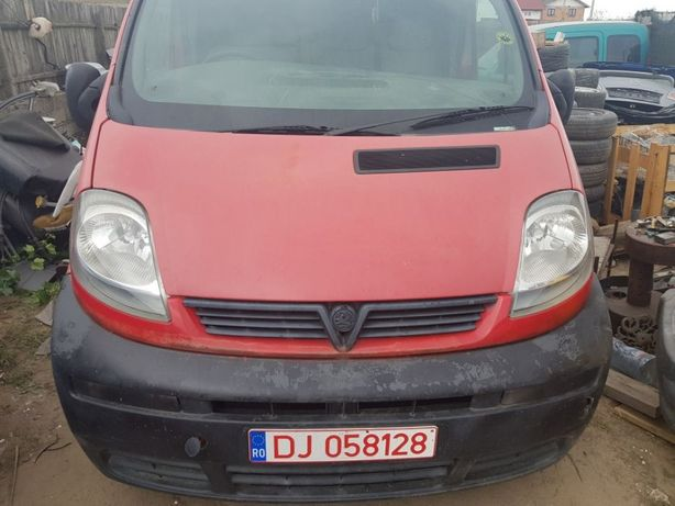Pompa, modul ABS Opel Vivaro, Renault Trafic, Nissan Primastar
