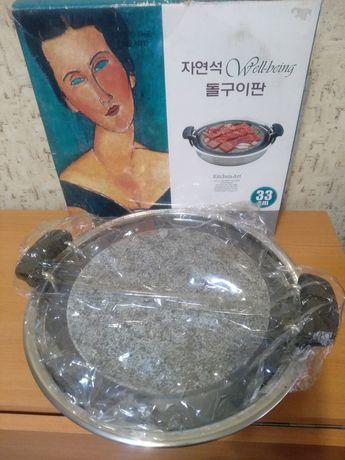 Продам раклетницу ( посуда для приготовления мяса и овощей)