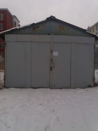 Продам срочно гараж