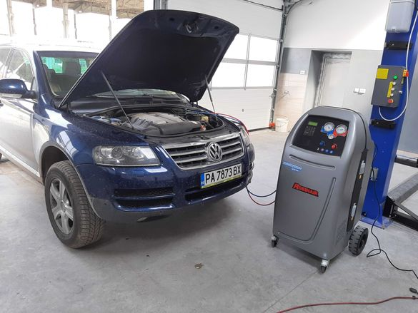 Автоклиматици, обслужване, зареждане ,ремонт
