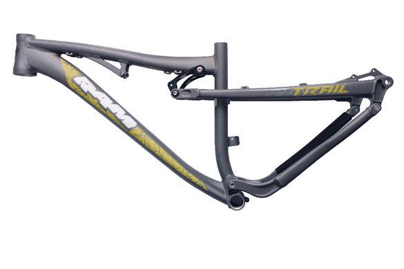 29 RAM Trail 125 Allu Frame S / Алуминиева Рамка S Размер