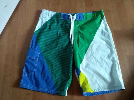 Pantaloni enduro downhill scurți H&M marimea L