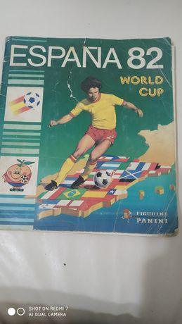 Уникат ESPANA 82 world cup