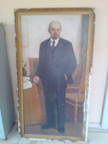 Продам картину Ленин В И