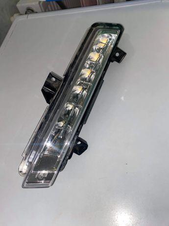 Daylight DRL dreapta Renault Clio 4 Facelift original cu LED