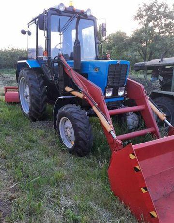 Трактор МТЗ 82.1 минская сборка