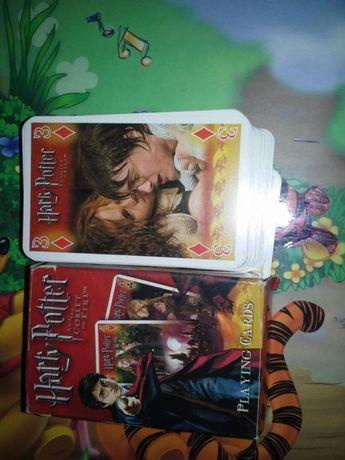Hary Potter,carti de joc