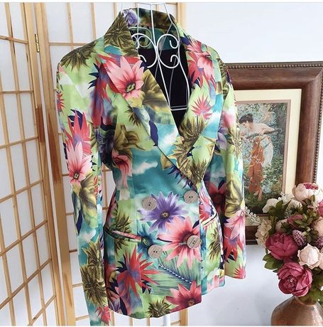 Sacou floral office 38 M
